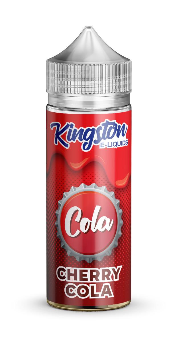 Kingston Cola - Cherry Cola - 120ml