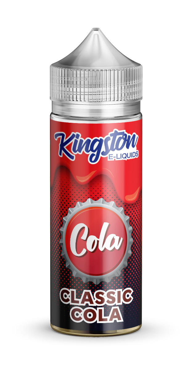 Kingston Cola - Classic Cola - 120ml