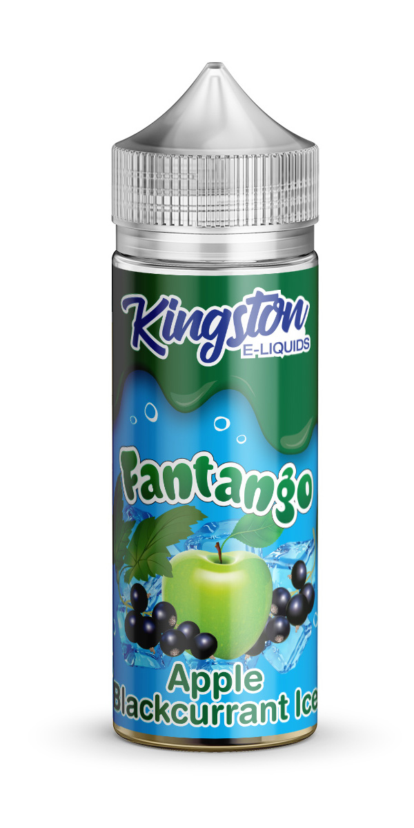 Fantango - Apple & Blackcurrant Ice - 120ml