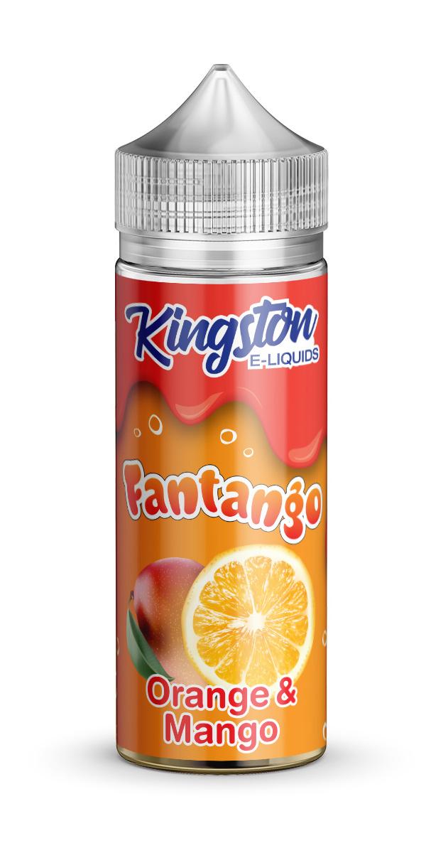 Fantango - Orange & Mango - 120ml
