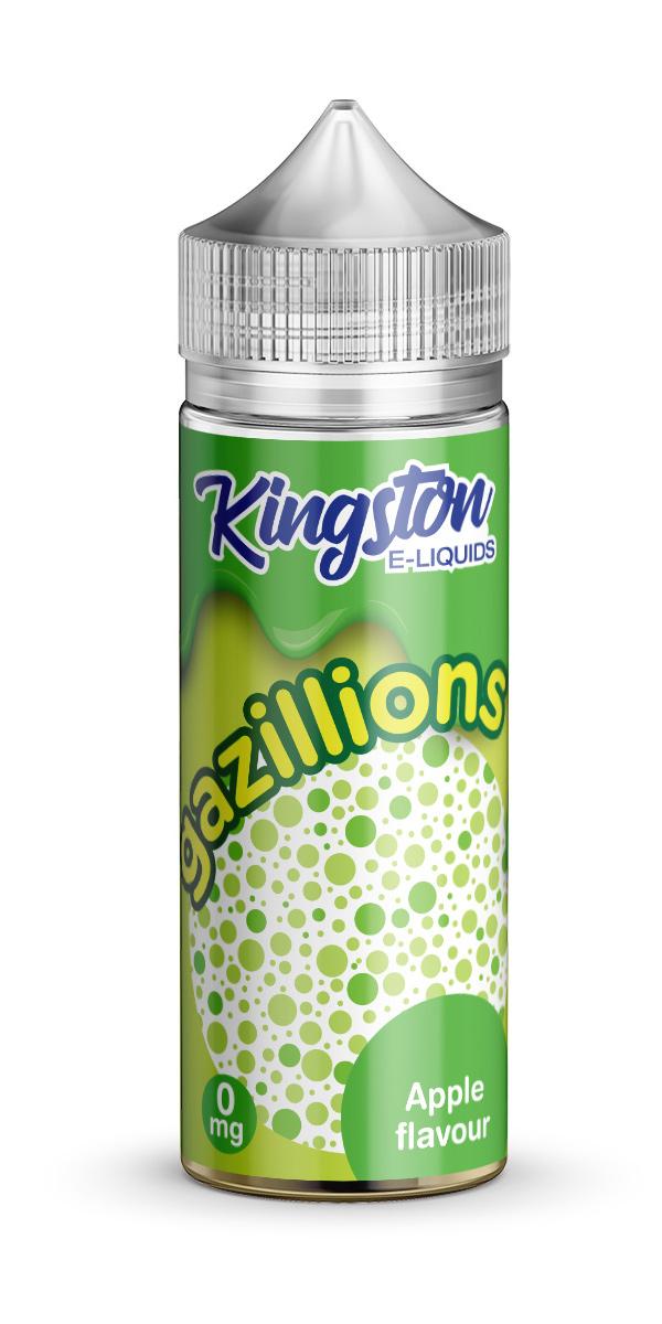 Kingston Gazillions - Apple