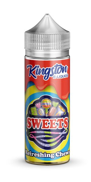 Kingston Sweets - Refreshing Chew - 120ml
