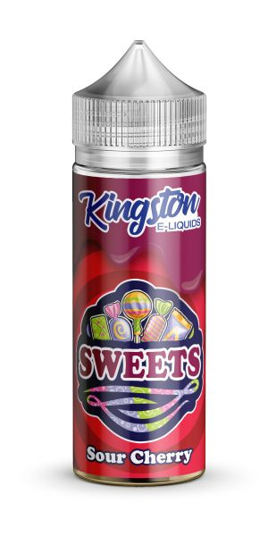 Kingston Sweets - Sour Cherry - 120ml