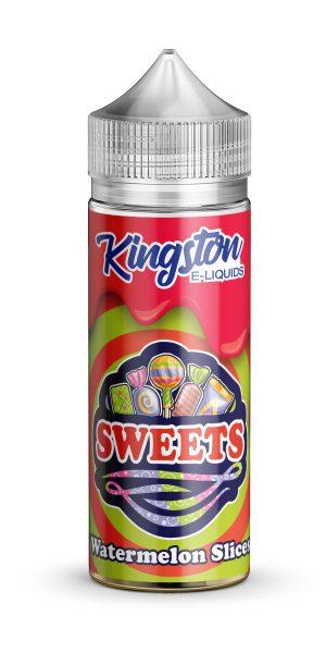 Kingston Sweets - Watermelon Slices - 120ml