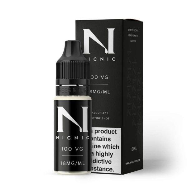 Nic Nic Nic Shot 18mg 100% VG