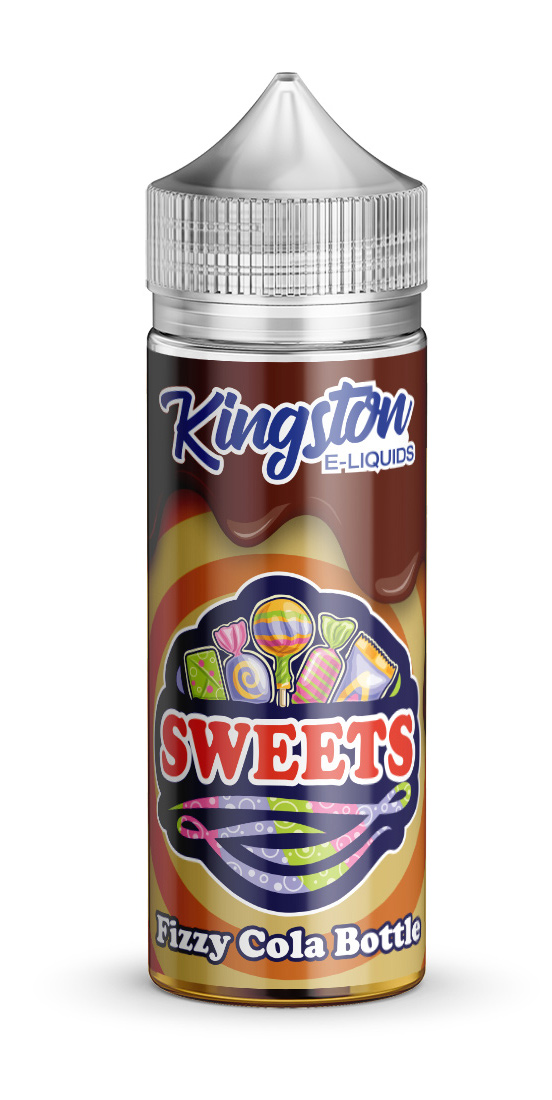 Kingston Sweets Fizzy Cola Bottles