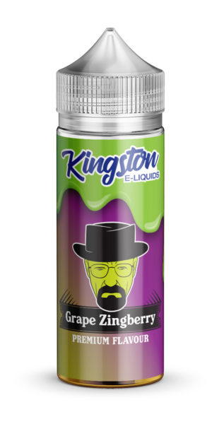 Kingston Grape Zingberry