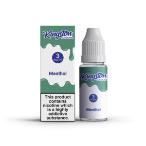 Kingston 50/50 10ml Menthol