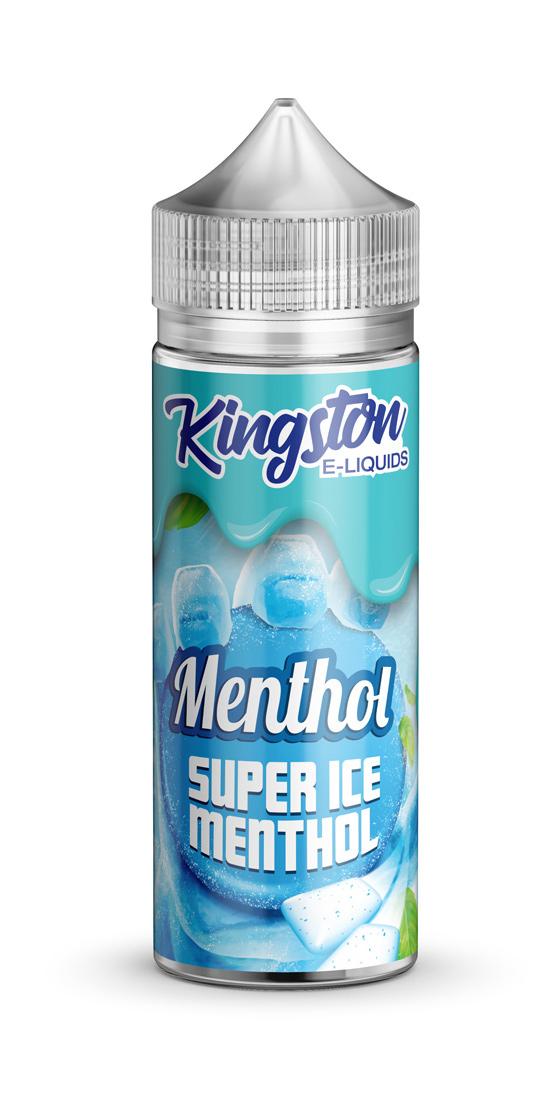 Kingston Menthol - Super Ice Menthol