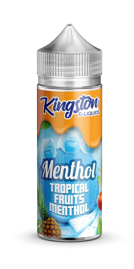 Kingston Menthol - Tropical Fruits Menthol