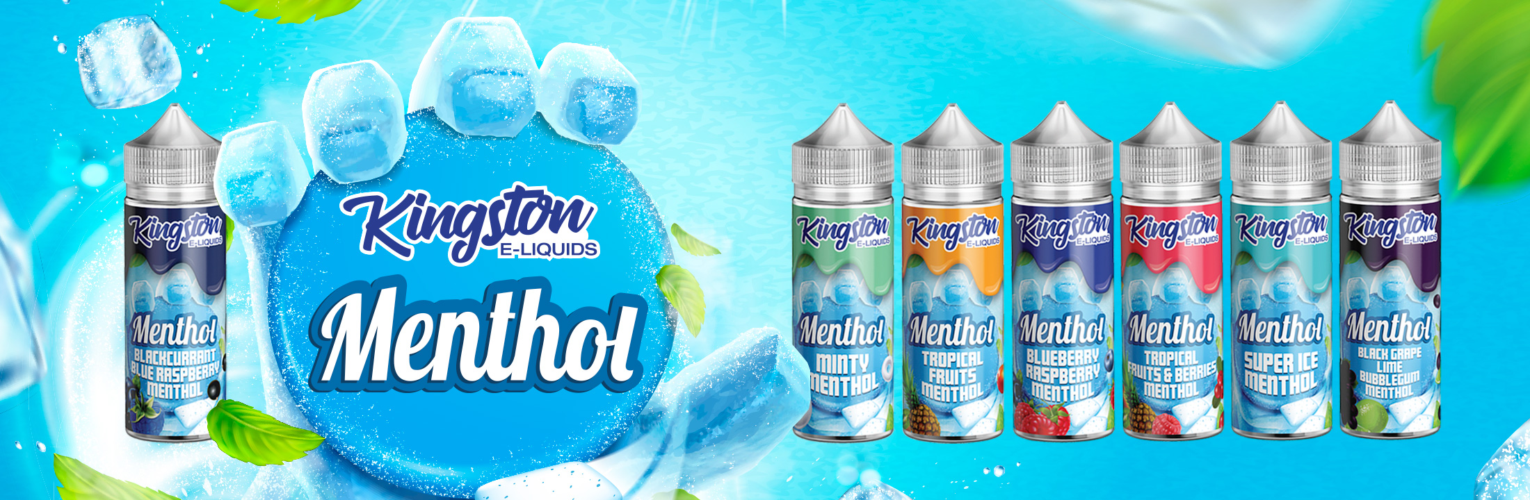 Kingston Menthol - available now