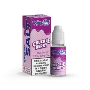 Kingston Salt - Chuckleberry - Pack of 12