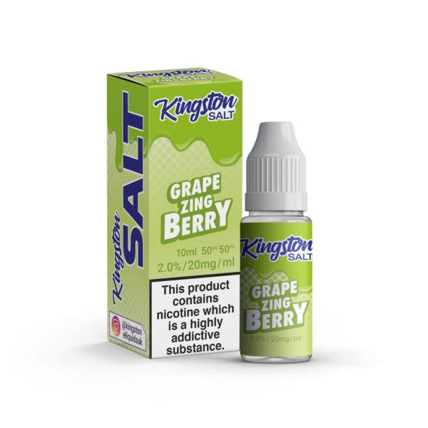 Kingston Salt - Grape Zingberry