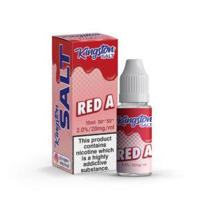 Kingston Salt - Red A