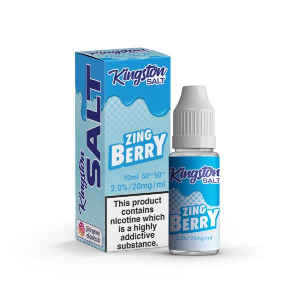 Kingston Salt - Zingberry