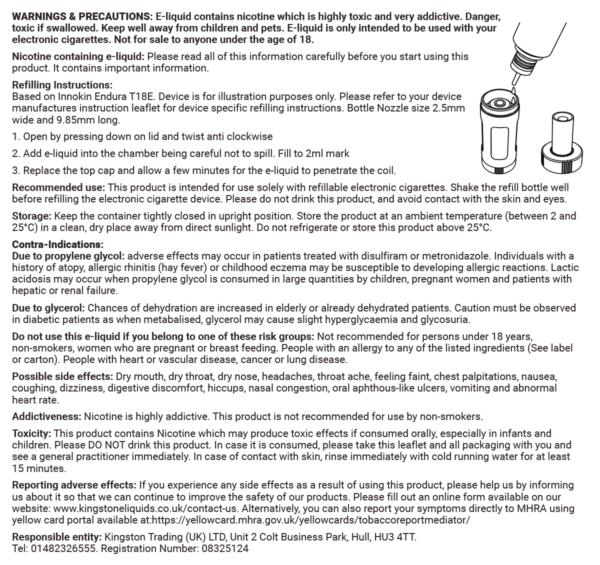 Warnings & Precautions